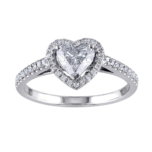 heart shaped engagement rings that are perfect for. Black Bedroom Furniture Sets. Home Design Ideas