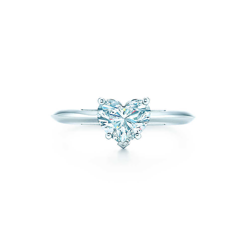 Heart Shaped Engagement Rings That Are Perfect For Valentine S Day