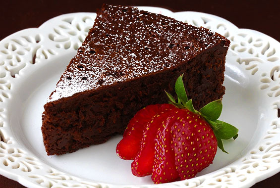 2 Flourless Chocolate Cake Gimme Some Oven