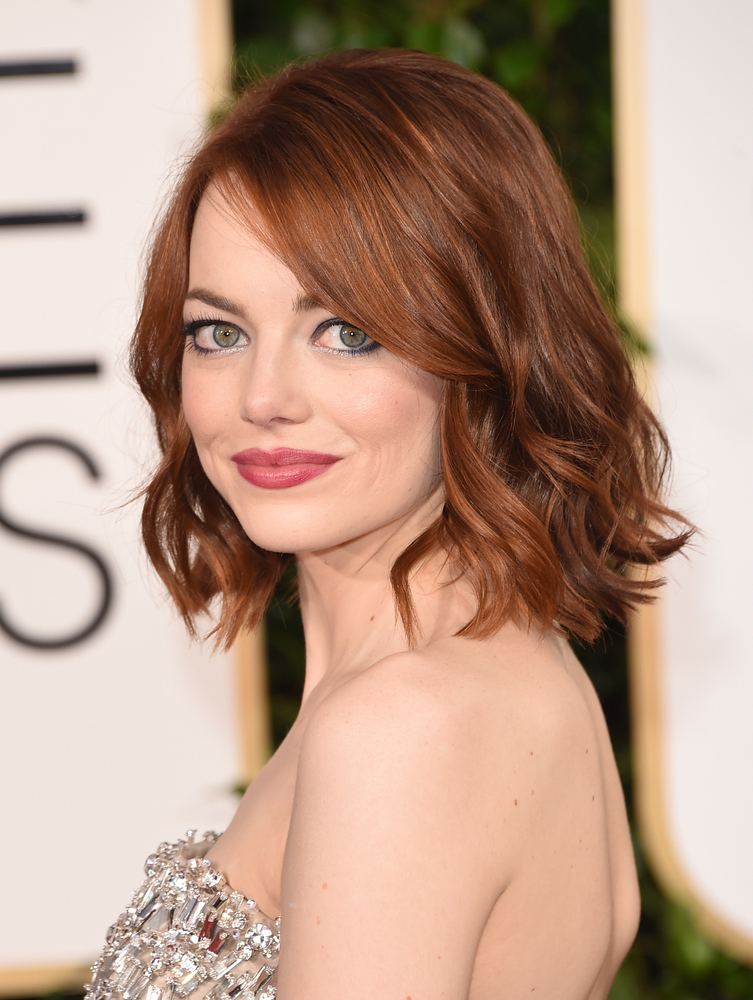 37 Emma Stone Hairstyles To Inspire Your Next Makeover ... Emma Stone