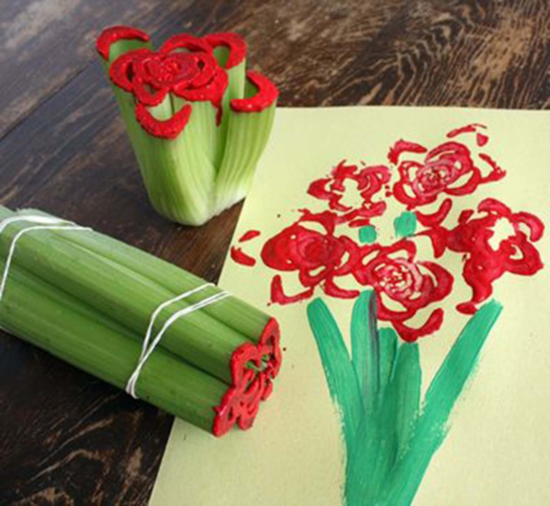 Preschool craft ideas for valentines day - 23 Easy Valentine S Day Crafts That Require No Special Skills Whatsoever