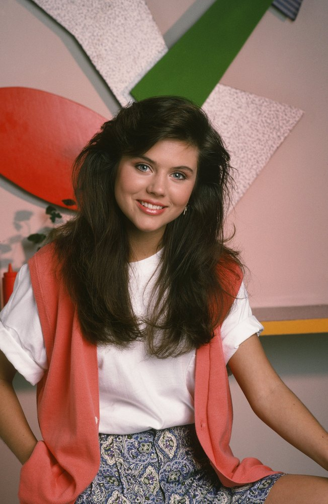 All The Times Tiffani Thiessen Was So '90s