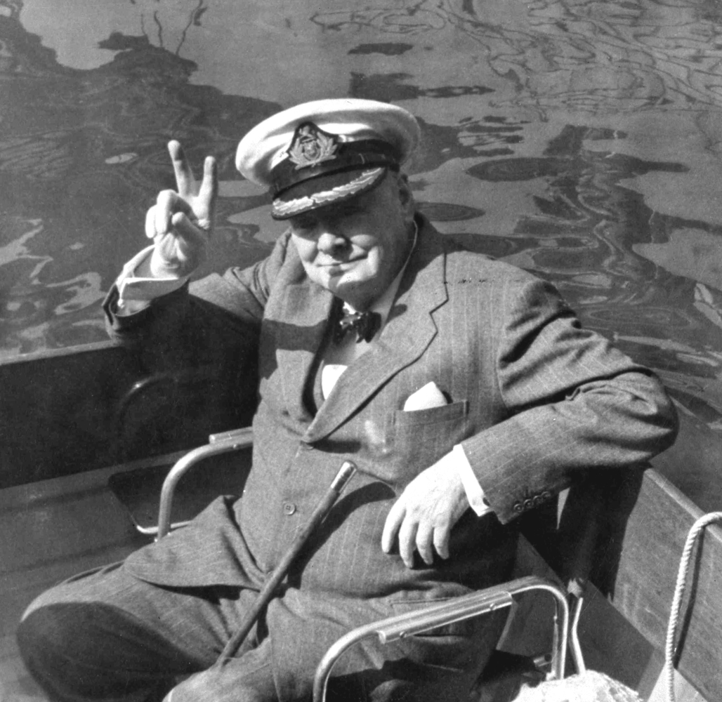 Winston Churchill Victory Quote: Winston Churchill Through The Years: A Life In Pictures
