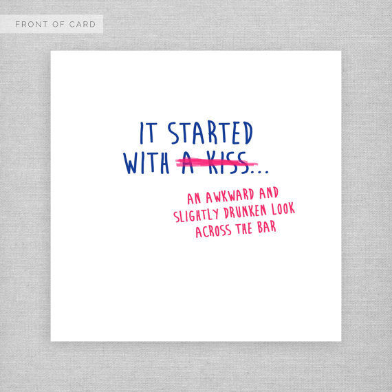 17 Honest Valentines Day Cards For Couples With An Unusual Take – Unusual Valentine Cards