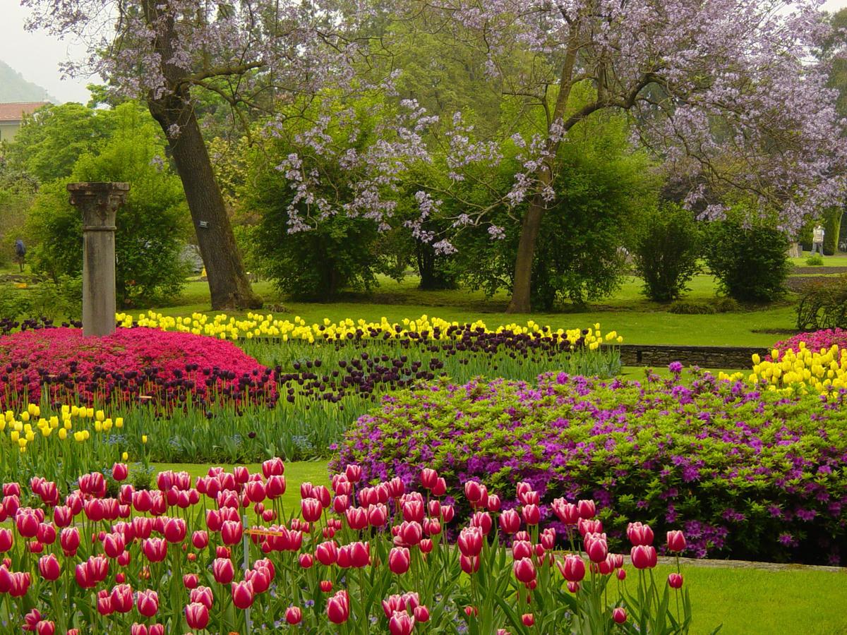 I 122 grandi giardini italiani da vedere almeno una volta - Foto di giardini fioriti ...
