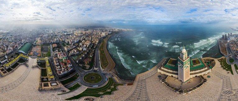 Vidéo: à ne pas rater, super documentaire, le Maroc vu du ciel sur 2M et France2