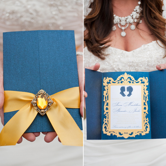 Expensive wedding invitation for you: Disney themed wedding ...