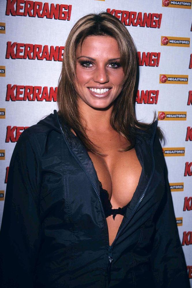 Melinda messenger breast implants