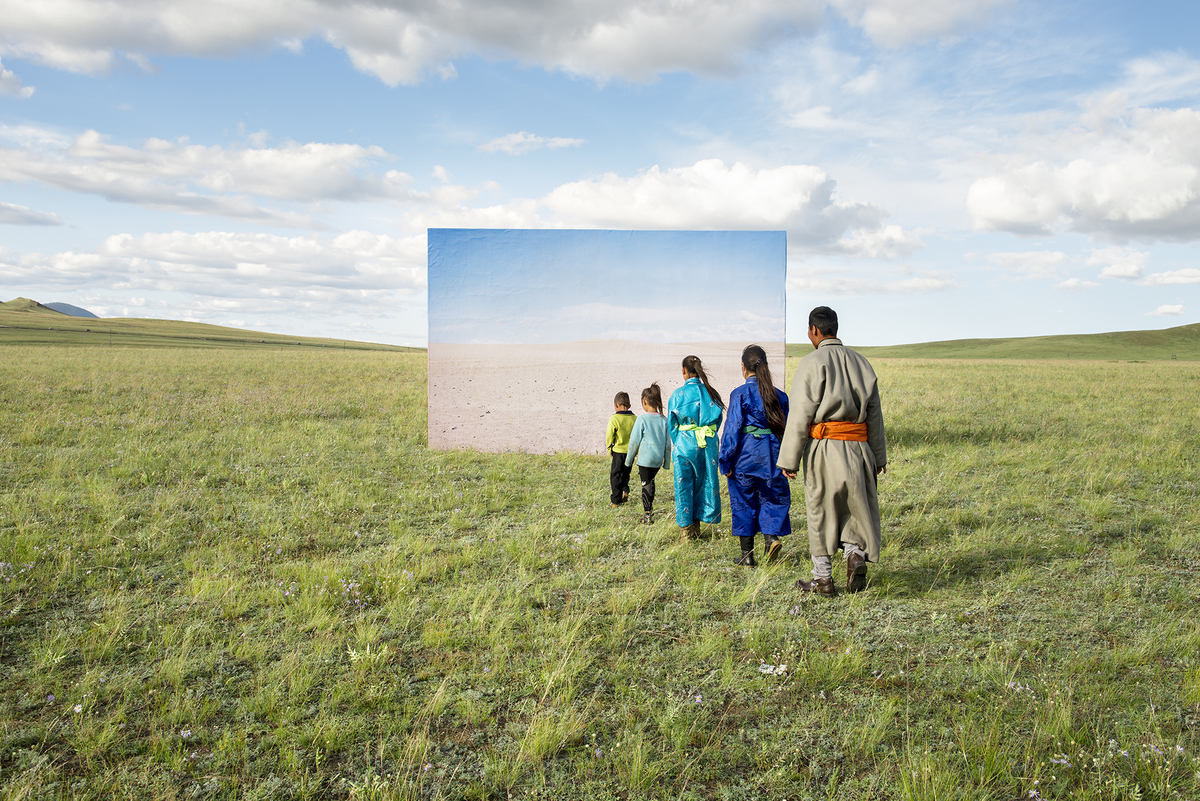 Tacoma To Seattle >> Photos Of Mongolia's Desertification Reveal Shocking Effects Of Changing Climate | HuffPost