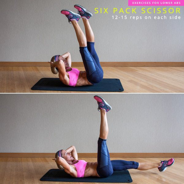 Of the best exercises for your lower abs the huffington post