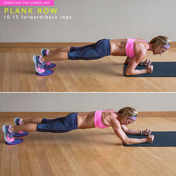 8 of the best exercises for your lower abs huffpost for Floor ab workouts