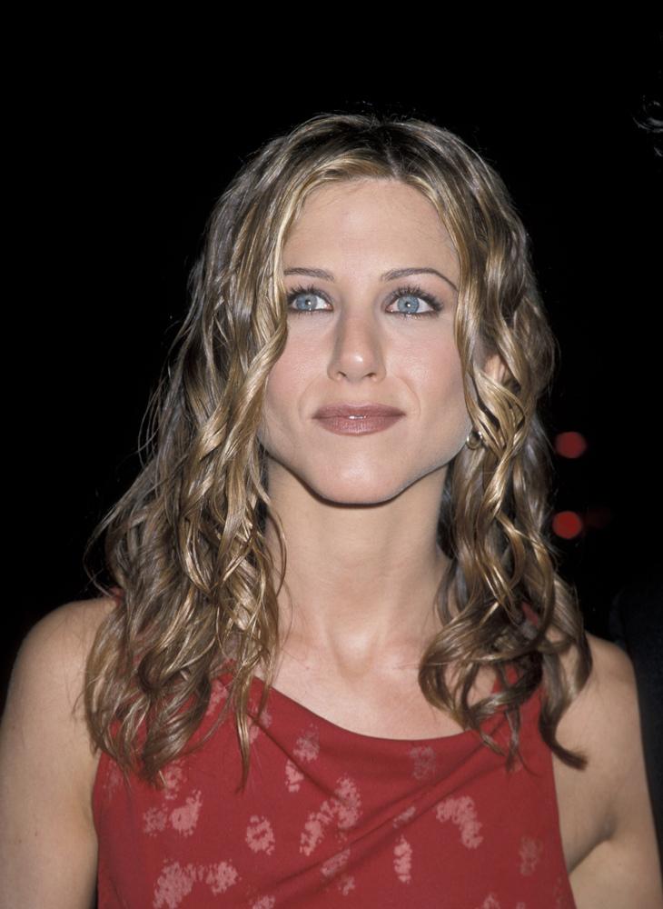 Jennifer Aniston Rocks...