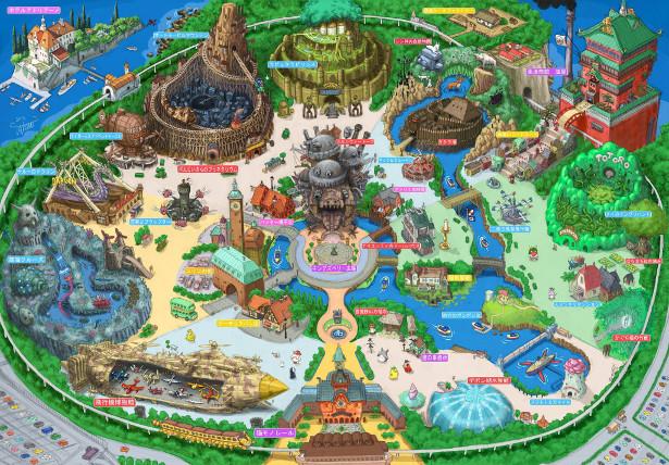 Amazing Plans For Hayao Miyazaki Theme Park Recreate