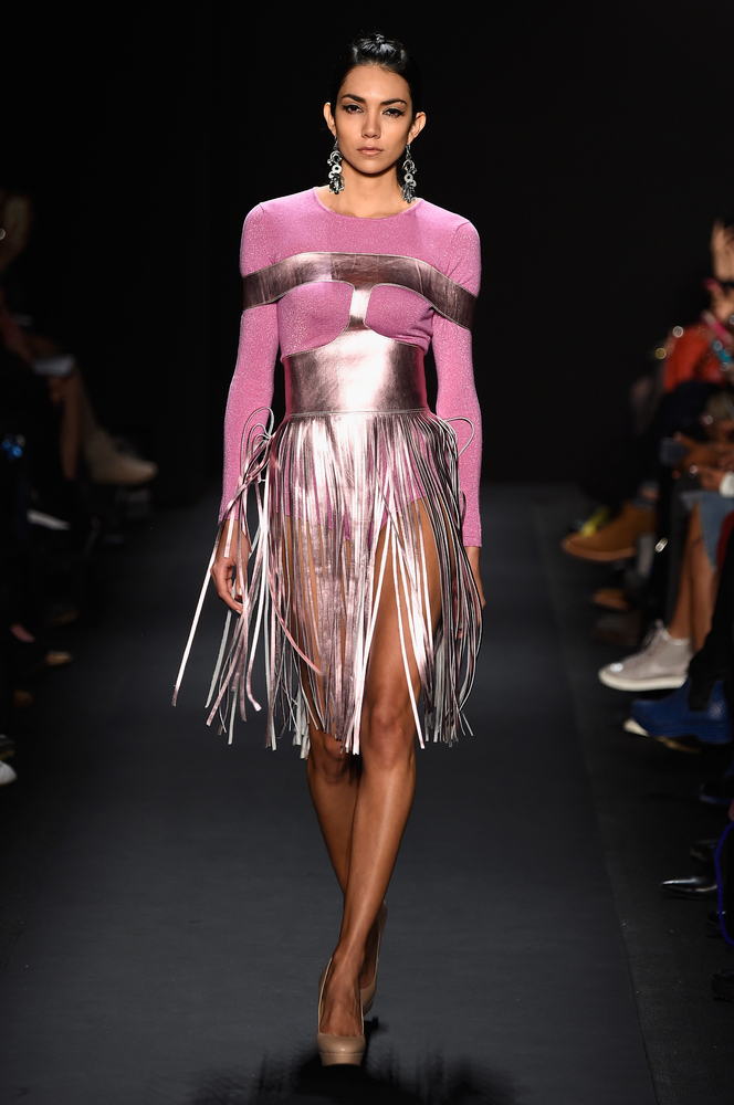 Fringe Is One Of The Biggest Trends Filling The New York ...