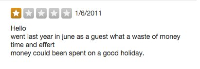 Damning Reviews Of London Attractions