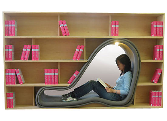 The Cave: Wonderful for little readers and playrooms!