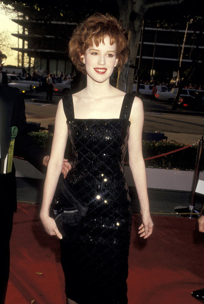 In Celebration Of Molly Ringwald's Awesome '80s Style (PHOTOS)