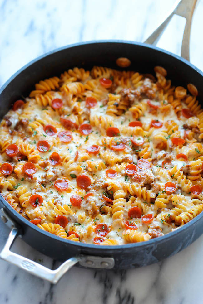 One Pot Pasta Recipes That Will Save Weeknight Dinners ...