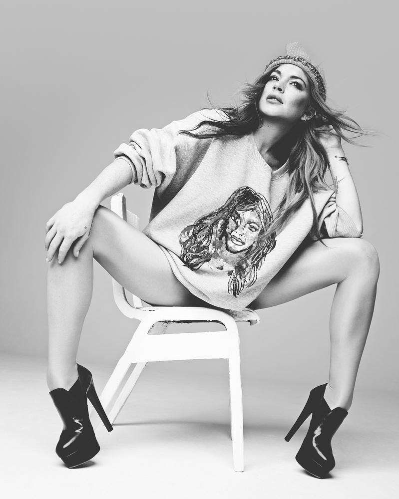 Pussy Shot Lindsey Lohan 52