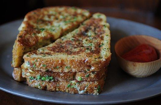 35 crispy salt and pepper french toast