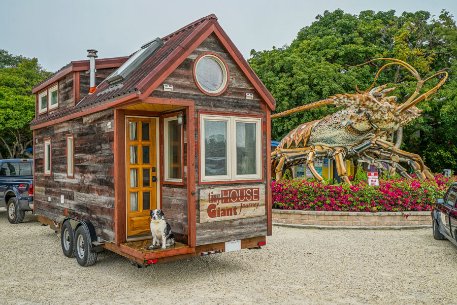 couple quits day jobs builds quaint tiny home on wheels to travel the country huffpost - Largest Tiny House