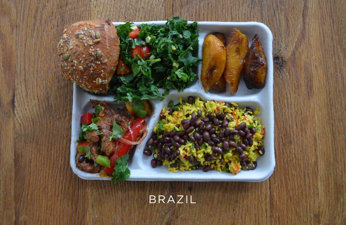 menu makanan dari seluruh dunia