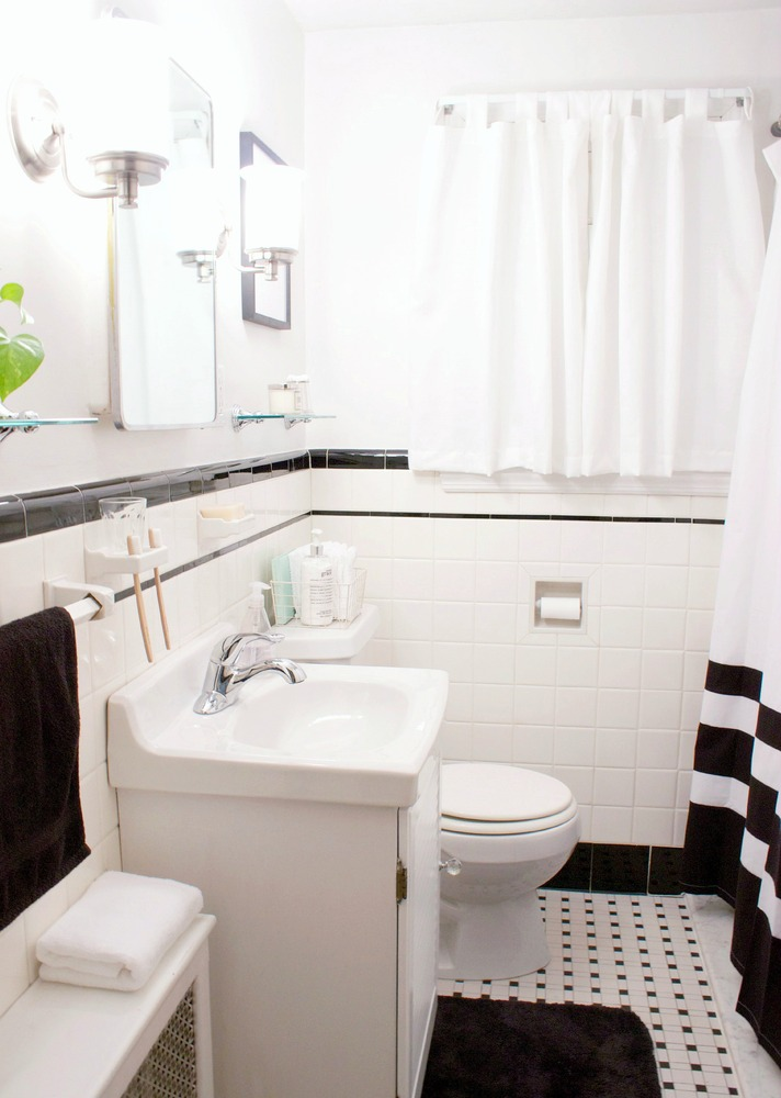 Cheap Bathroom Makeovers Uk this budget bathroom makeover proves little changes go a long way