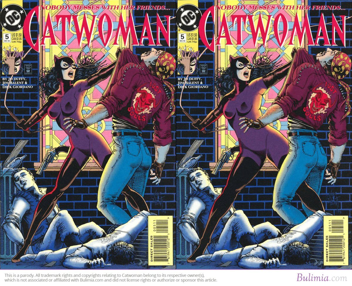 Comic Book Women With Realistic Bodies Are The Heroines We