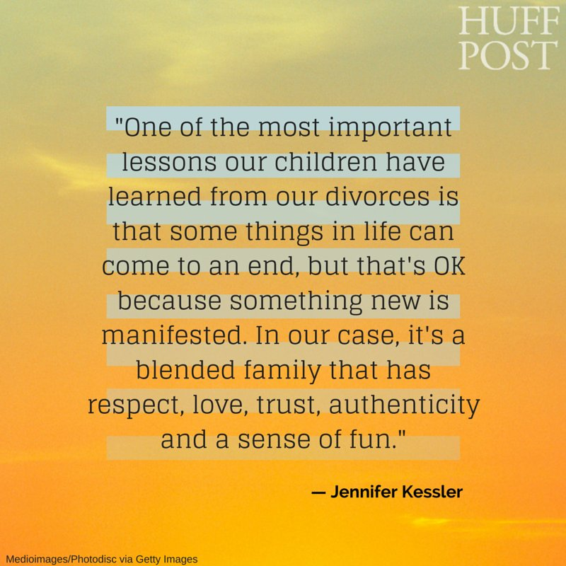 Our Blended Family Quotes. QuotesGram