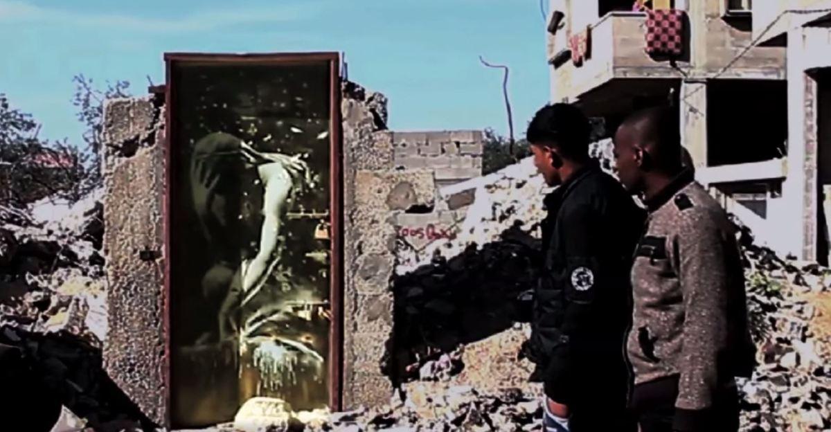 Banksy/YouTube