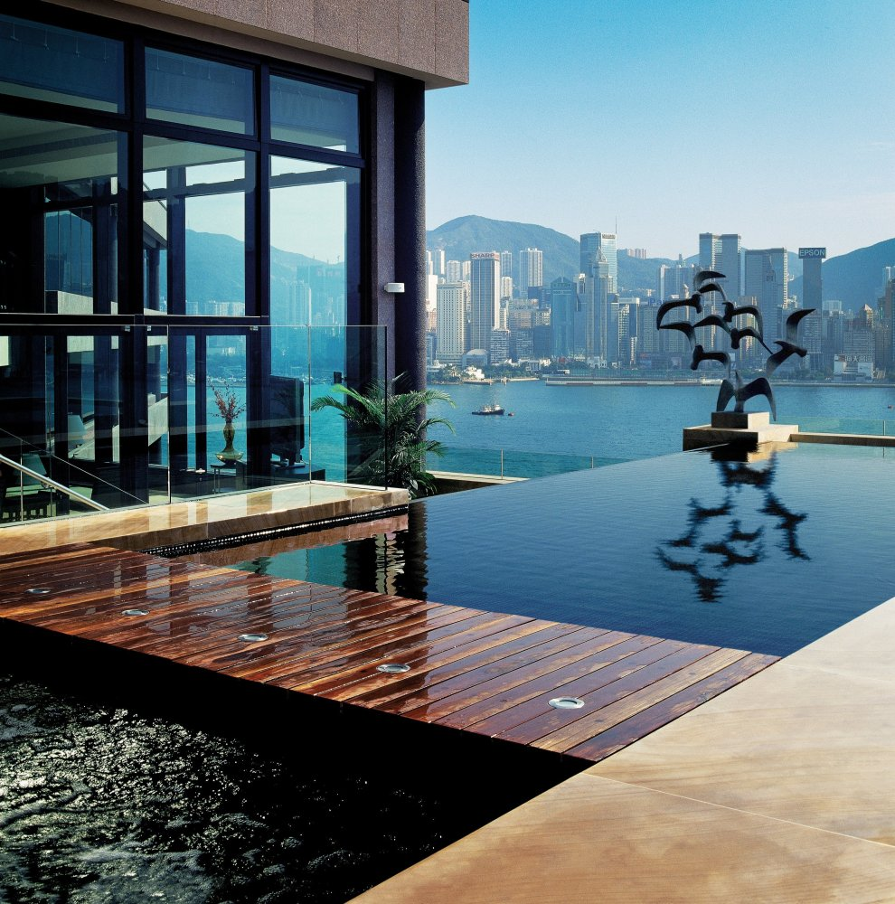 World 39 s coolest plunge pools photos huffpost for Plunge pool