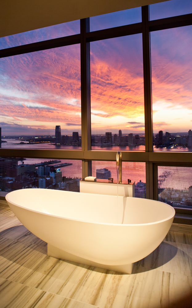 Hotel With Bathtub Nyc