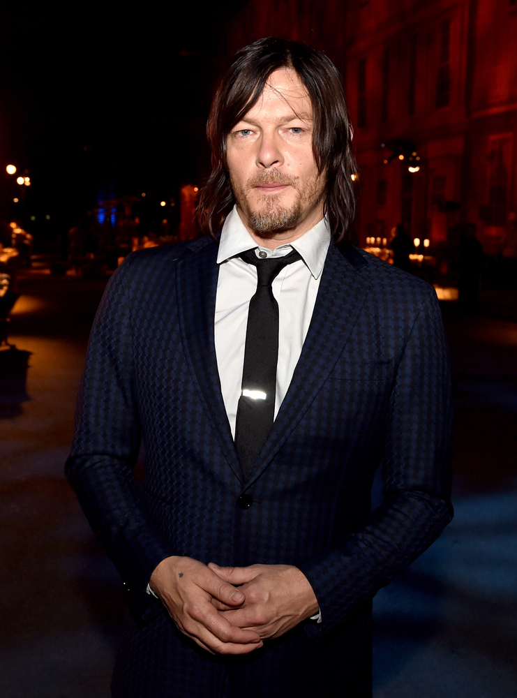 emily kinney and norman reedus dating rumors