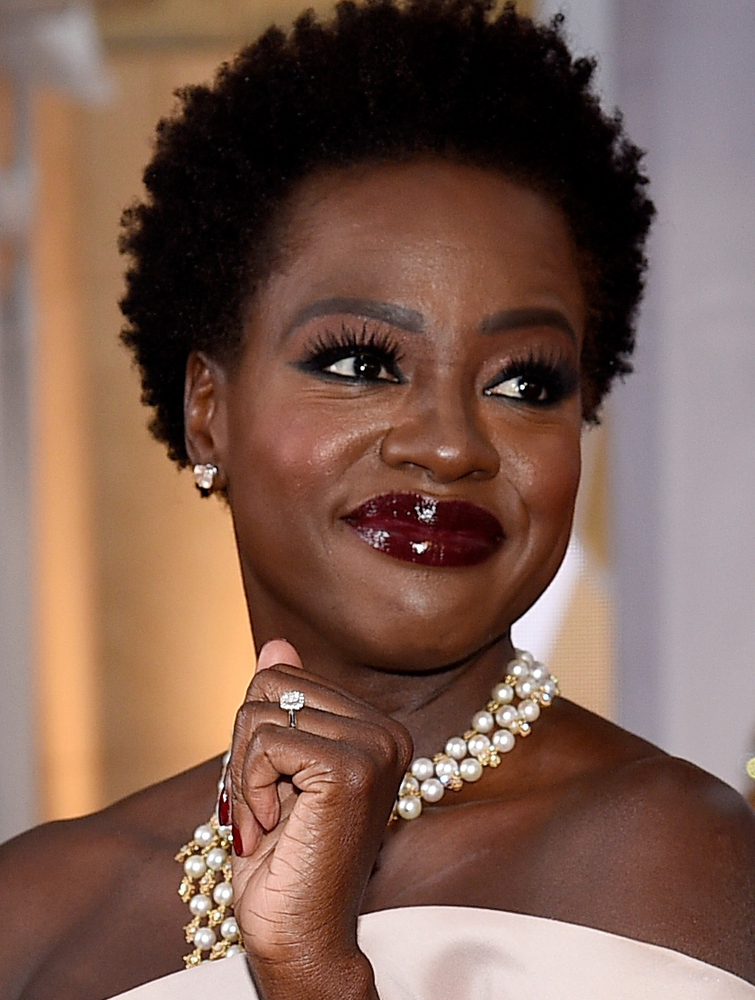 Black Actresses With Short Natural Hair
