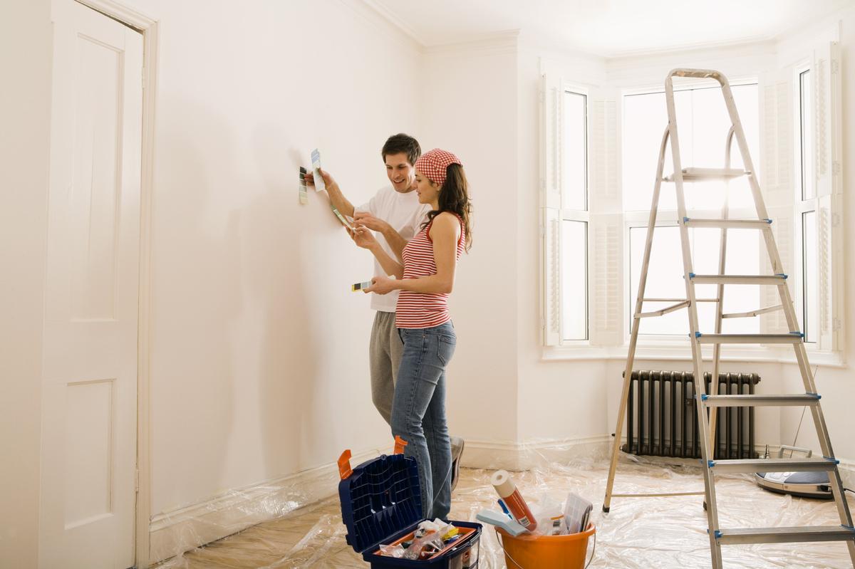 Что нужно для ремонта в квартире комнате своими руками
