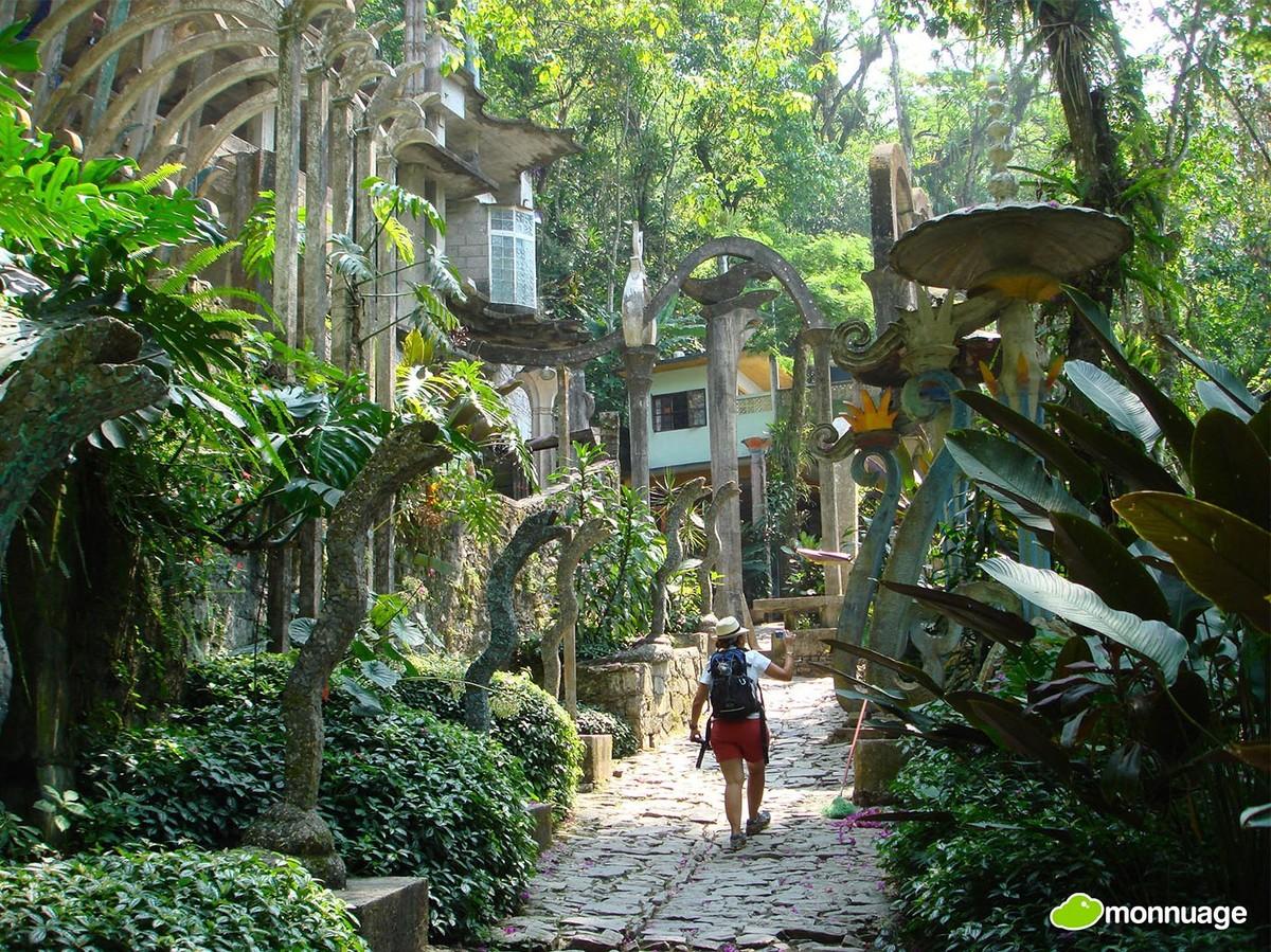 Photos les 10 plus beaux jardins du monde for Jardin xilitla