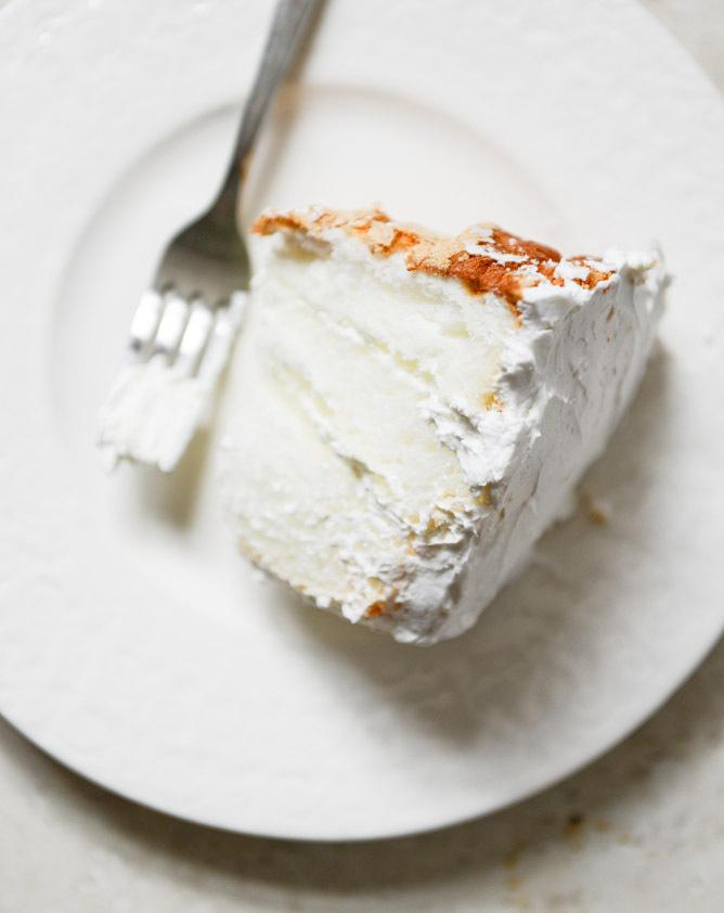 Easy angel food cake recipe uk