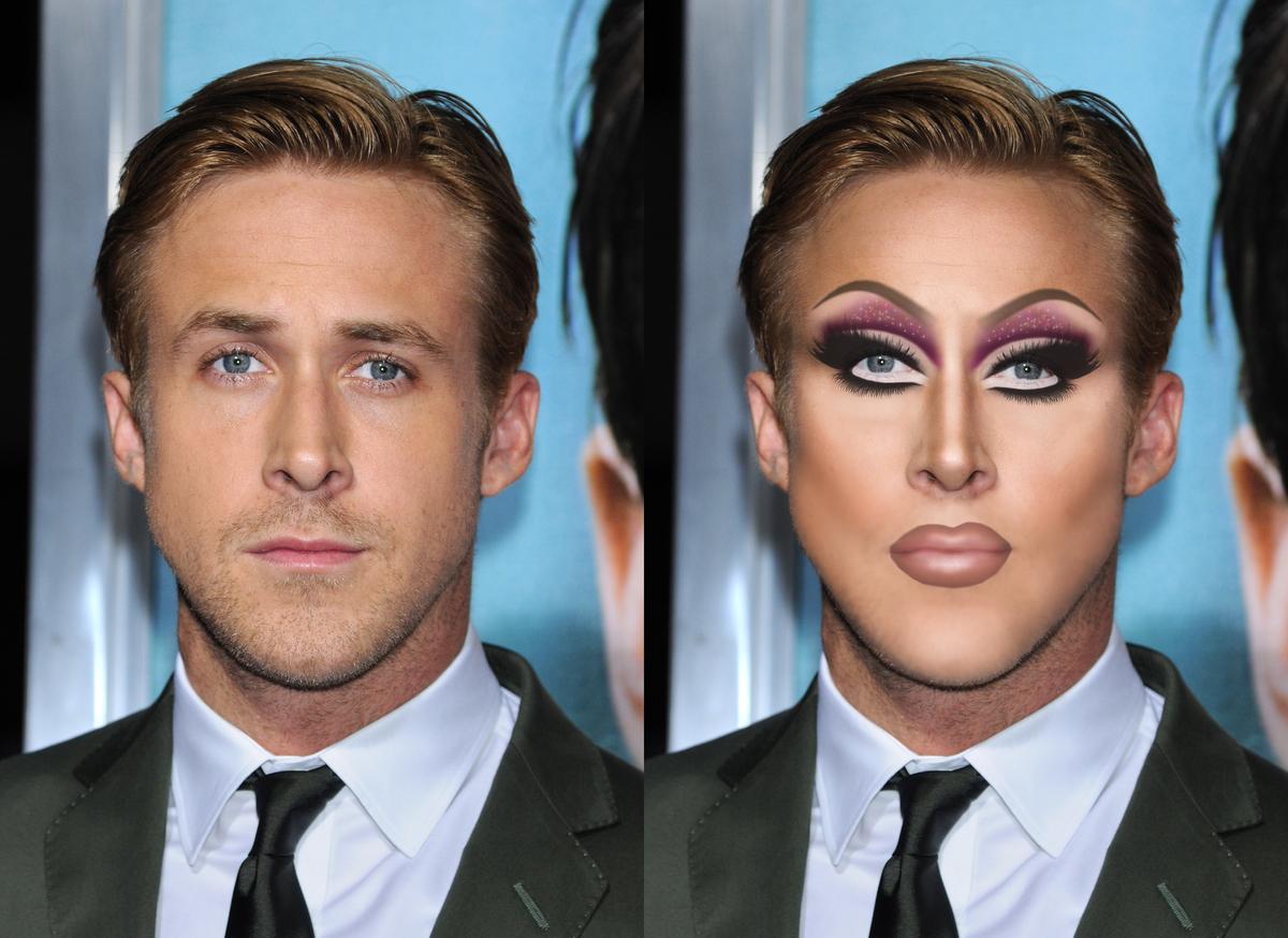 Самые красивые актёры трансвеститы 6 фотография