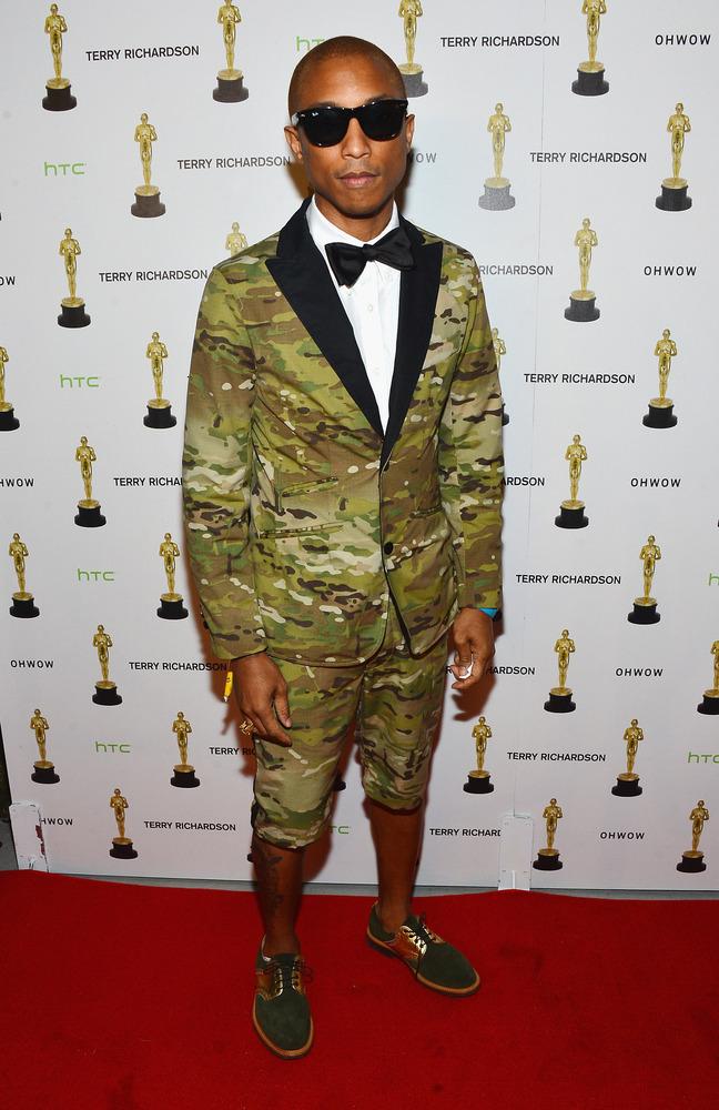 14 Reasons Why Pharrell Williams Is Definitely A Fashion ...