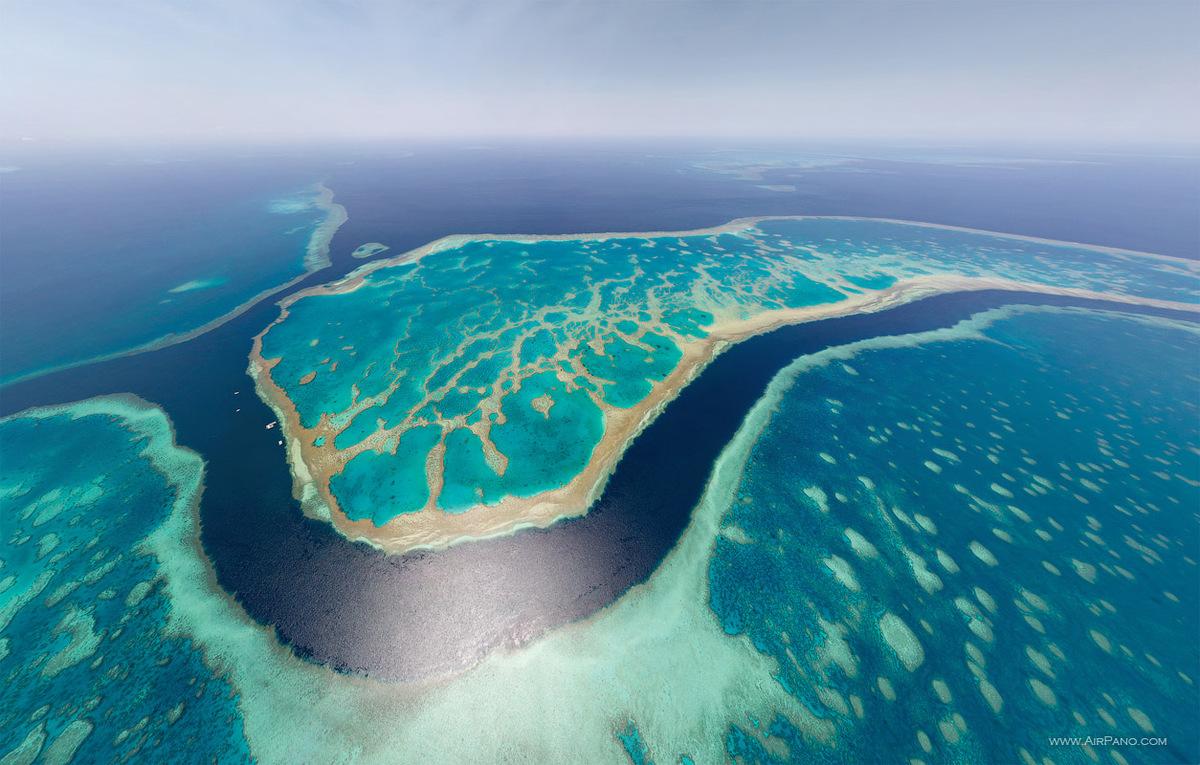Büyük Set Resifi, Avusturalya