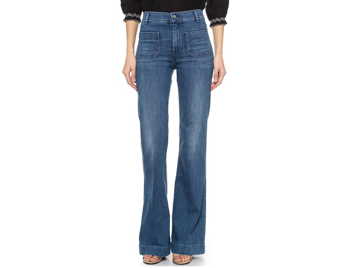 Shop designer items by Flare Jeans online. Choose the perfect piece for you: easy, quick returns and secure payment!