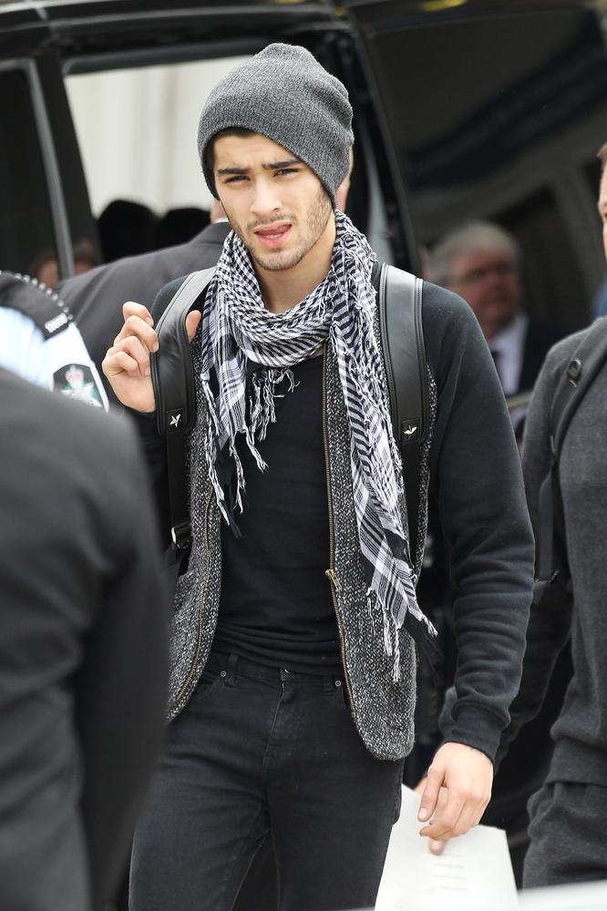 Zayn Malik Solo Career: Simon Cowell 'To Release Former ... Zayn Malik Style Clothes 2013