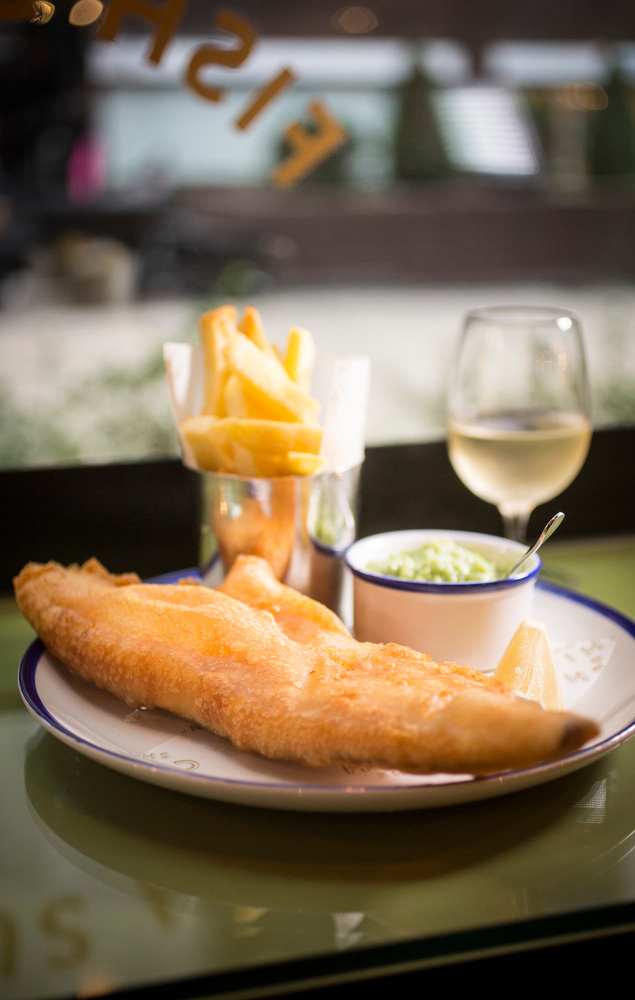 London 39 s best fish and chips huffpost uk for Fish and chips london