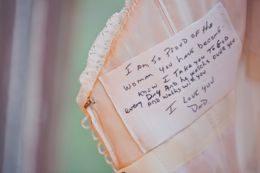 12 Heartfelt Ways To Include Lost Loved Ones In Your Wedding Day ...