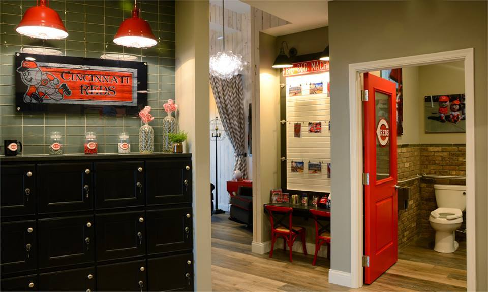 Nursing Suite At Cincinnati Reds Stadium Is A Home Run For Breastfeeding Moms