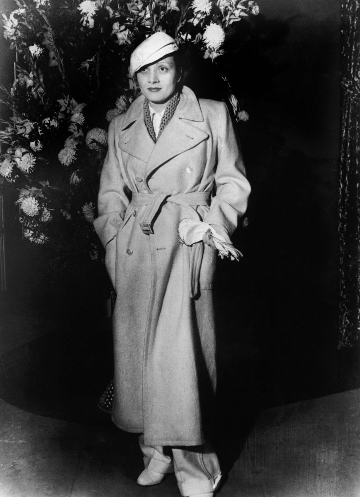 The Trench Coat: The Feminist History Of Everyone's ...