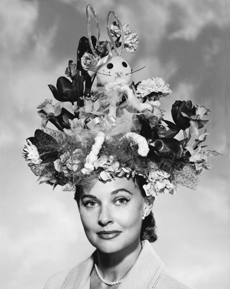Vintage Easter Bonnet 44