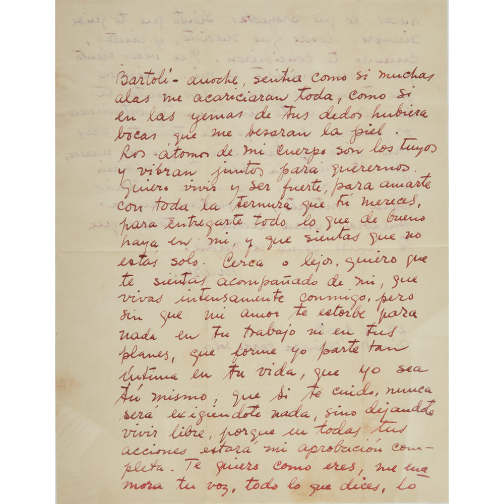 frida kahlo s love letters give glimpse into the guarded artist s of the archive of letters which also consists of vintage photos of both kahlo and bartoli for more on the check out herrera s full essay here