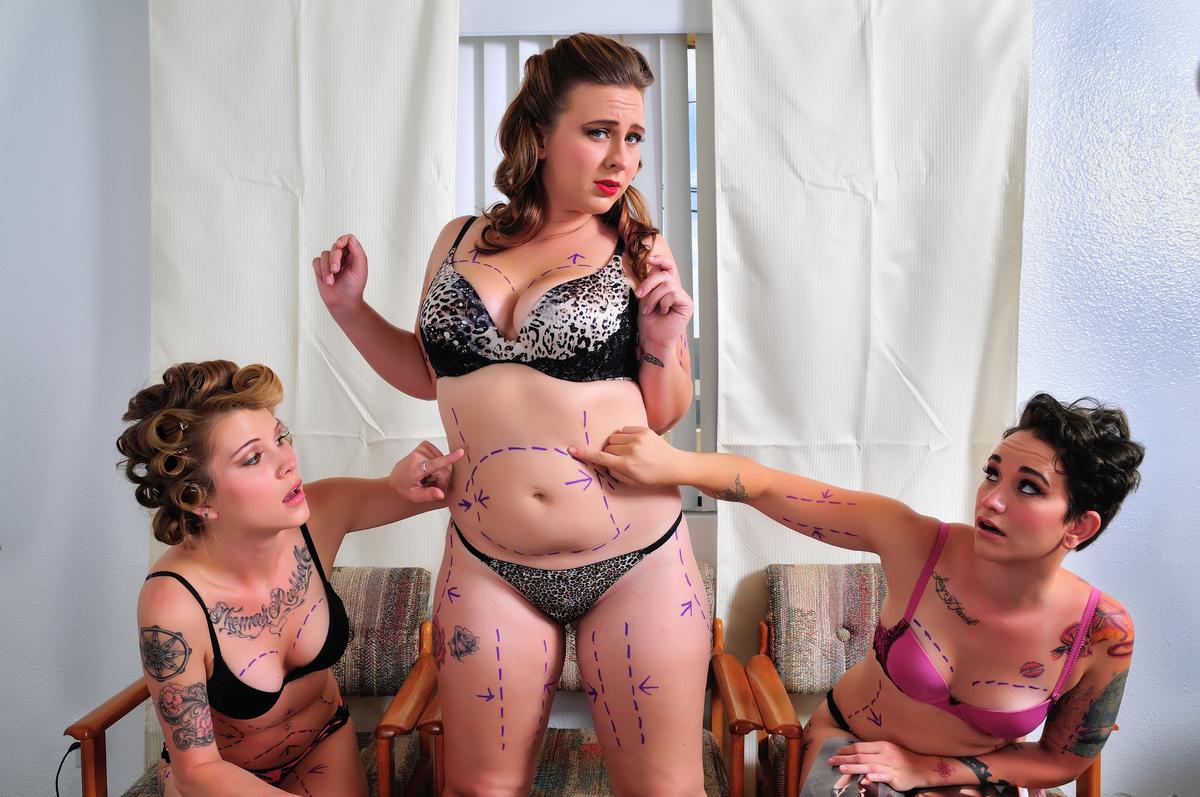 Porno dans la photo de vêtements pour femmes