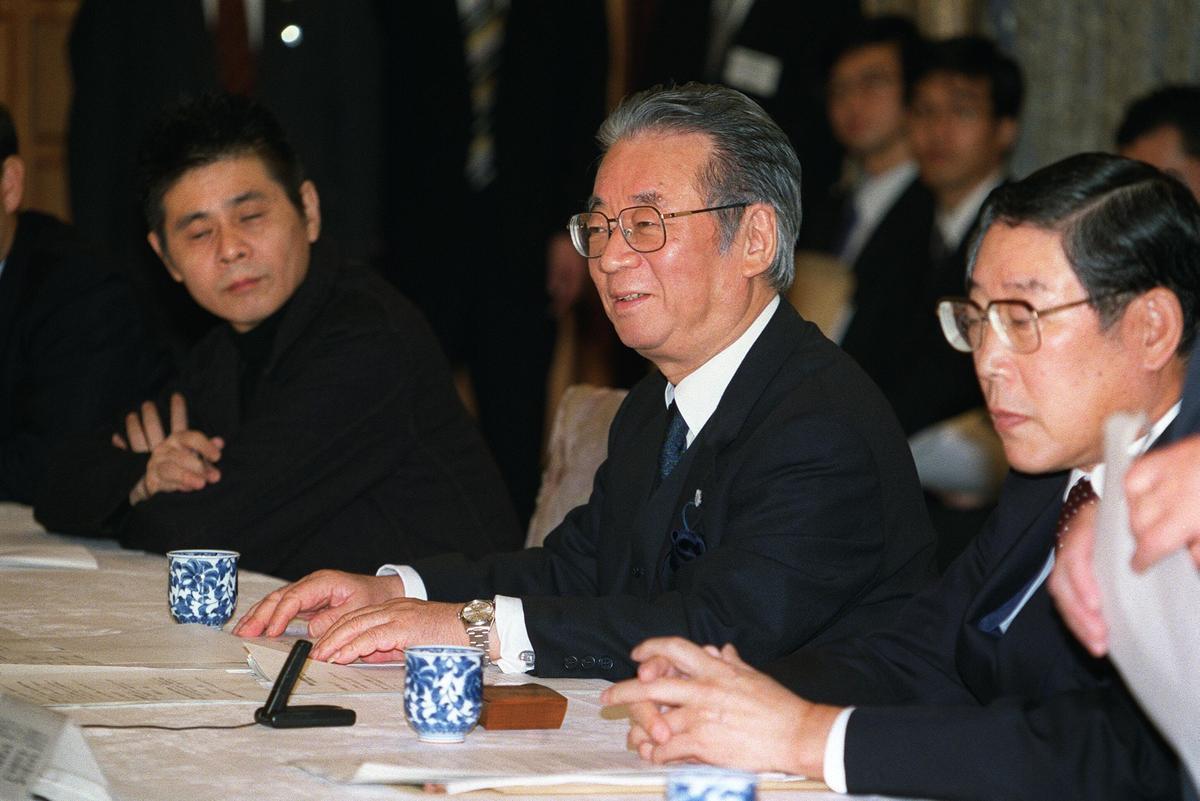 堺屋太一: あの時、孫正義はアリババ株を買っていた 日経平均株価が2万円